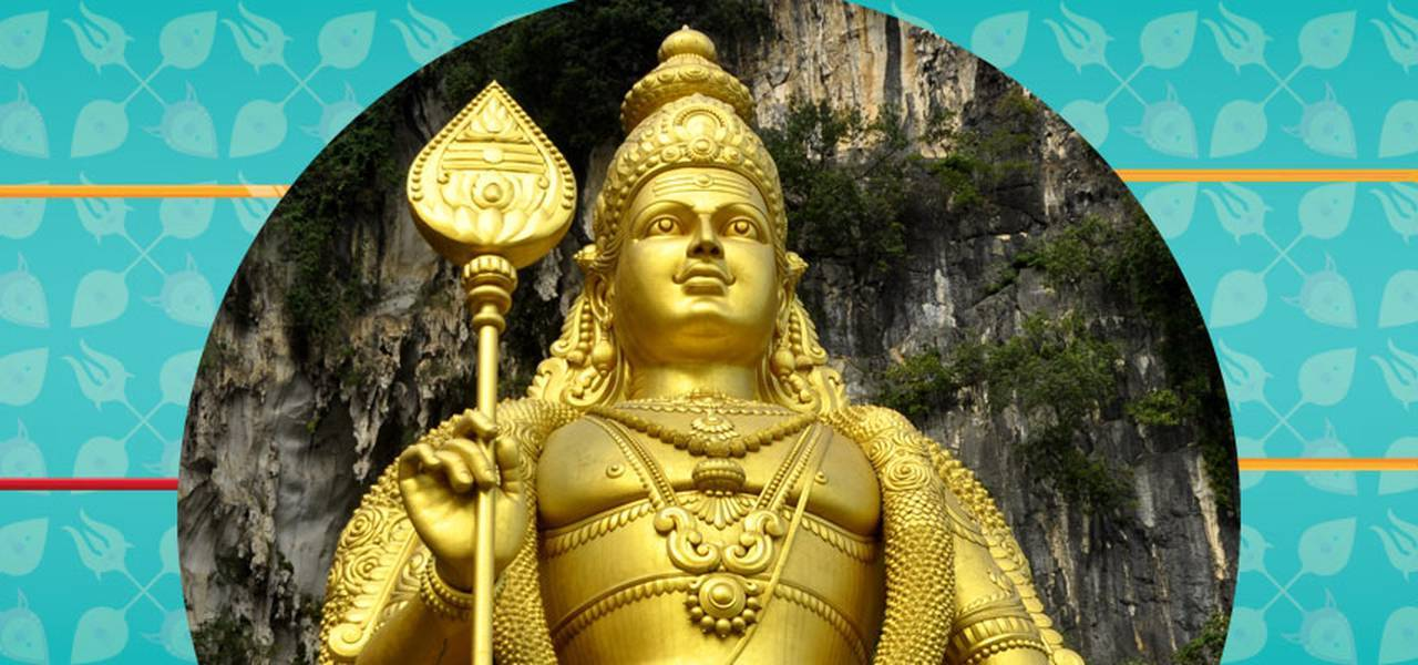 Congratulations to everyone celebrating Thaipusam festival!