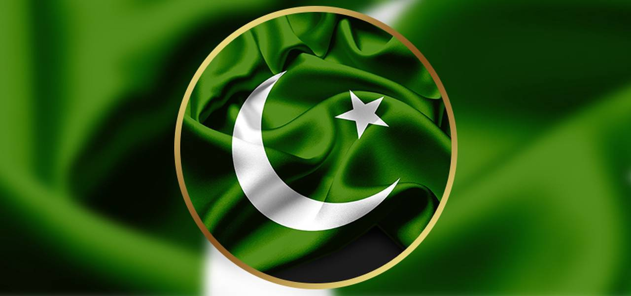 CONGRATULATIONS ON PAKISTAN DAY!