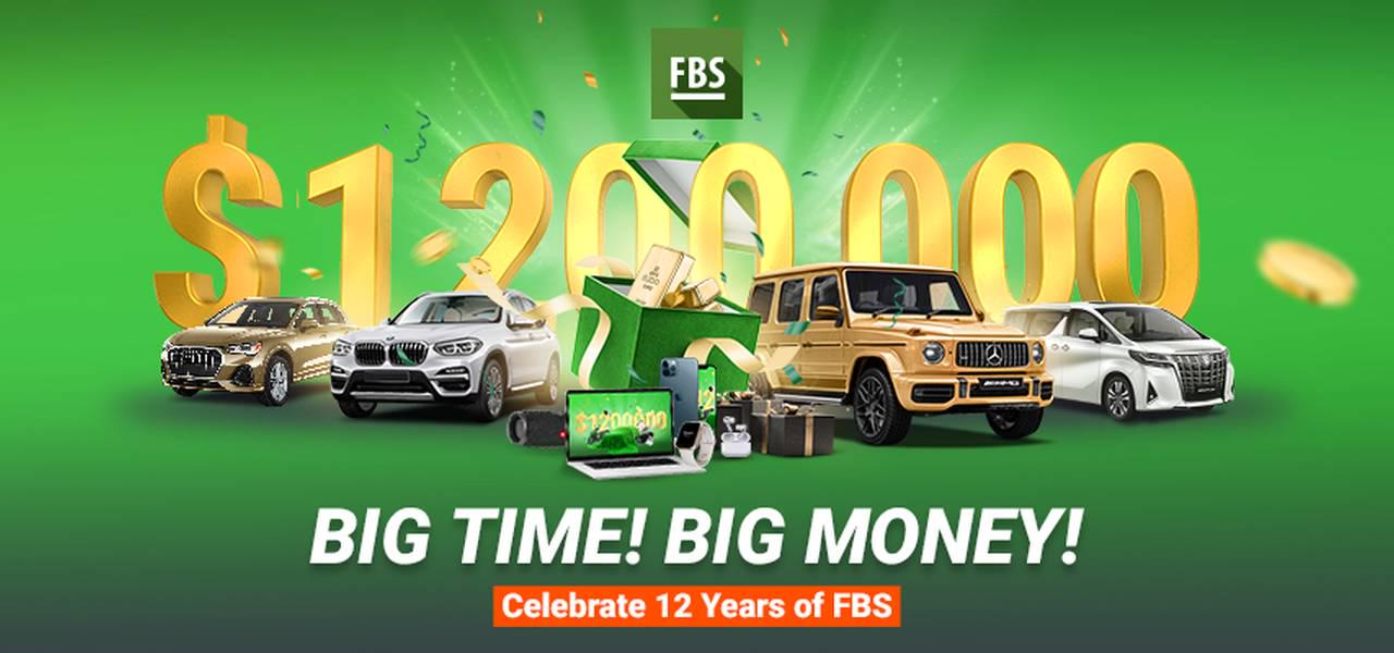 FBS ile 12 Yıl: Big Time! Big Money!